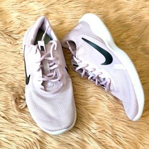 Nike Flex Experience Run 9 Running Shoe lavender